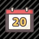 agenda, business, calendar, deadline