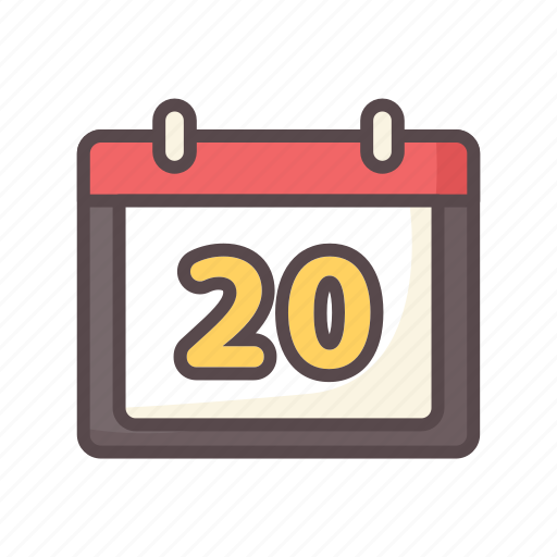 agenda, business, calendar, deadline icon