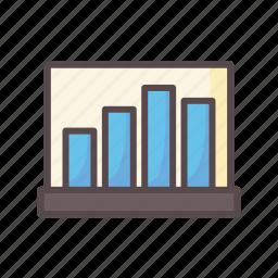 business, diagram, statistic icon