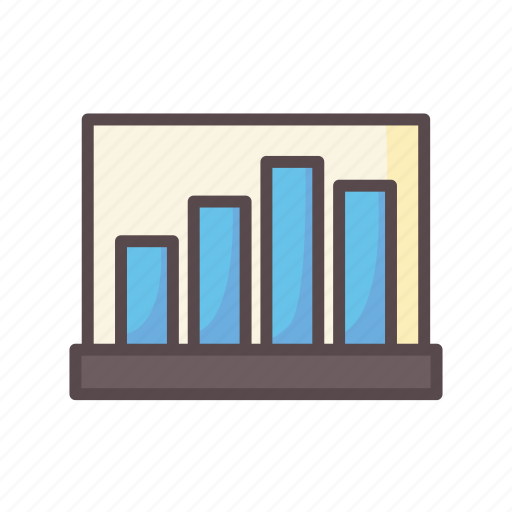 business, diagram, statistic icon