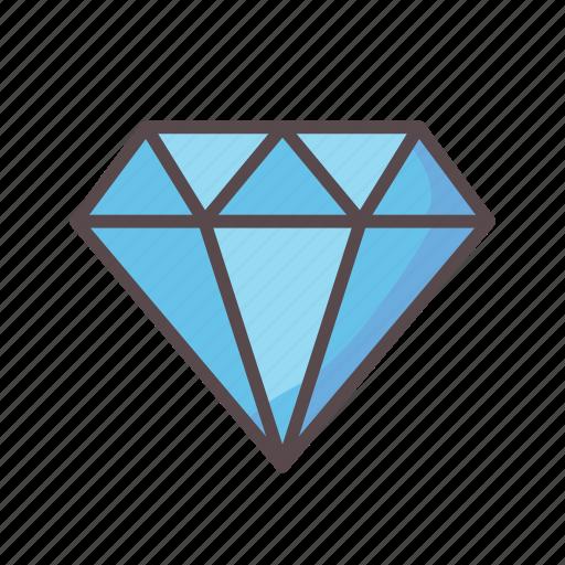 business, diamonds, jewelry icon