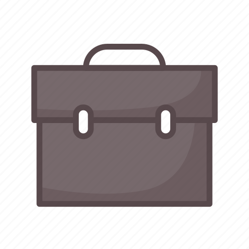 business, businessman, case, office, suitcase icon