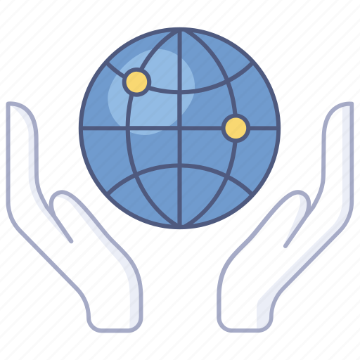 business, charity, global, international, organization, trade, united icon