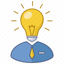 business, creative, entrepreneur, idea, innovate, innovation, invention icon