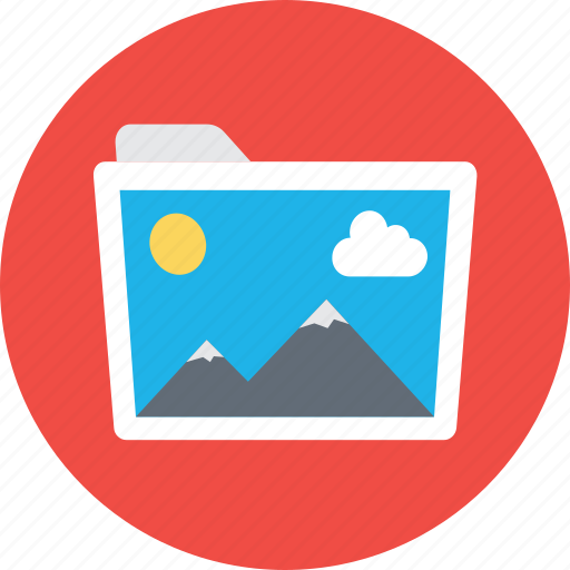 Gallery, images, photo album, photographs, photos icon - Download on Iconfinder