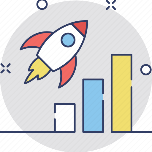 Business startup, launch, rocket, spacecraft, startup icon - Download on Iconfinder