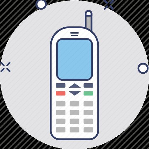 Communication, cordless phone, intercom, police radio, walkie talkie icon - Download on Iconfinder