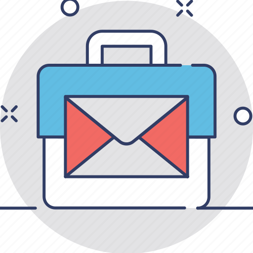 electronic marketing, email marketing, emarketing, social media, vpn marketing icon