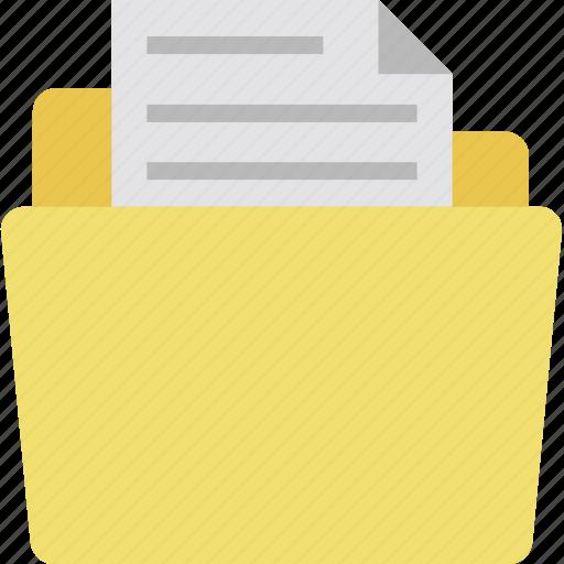 archives, data folder, data storage, documents folder, folder icon