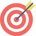 aim, bullseye, dartboard, focus, target