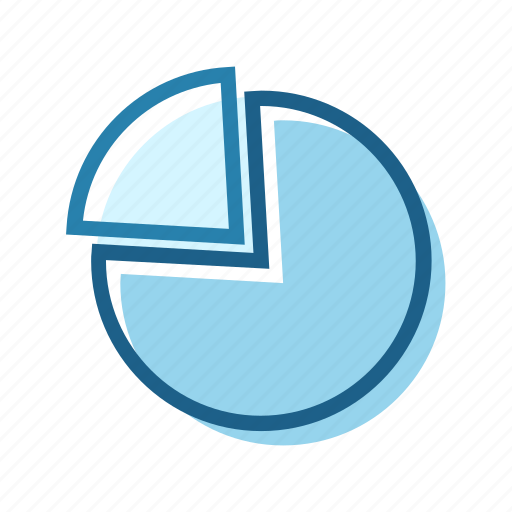 business, chart, data, graph, pie, statistics icon