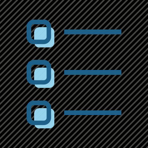 business, check, checklist, diagram, list icon