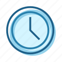 business, clock, schedule, time icon