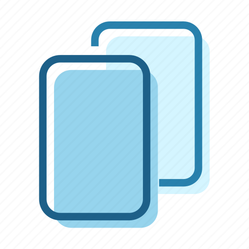 business, copy, document, image, multiple, paper, replicate icon