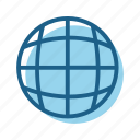 business, connect, globe, internet, net, world icon