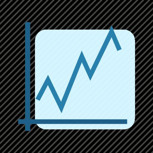 business, chart, data, graph, growth, improvement, statistics icon