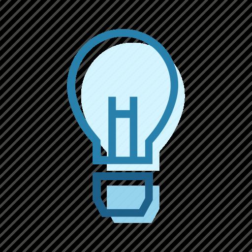 bulb, business, idea, initiative, inovation, light, spark icon