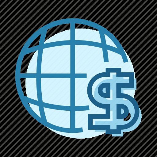 Business, economy, finance, globe, money, rules, world icon - Download on Iconfinder