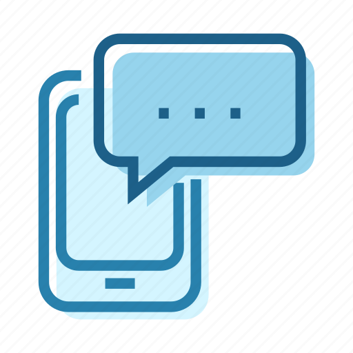Bubble, business, chat, digital, message, phone, speech icon - Download on Iconfinder