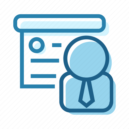 business, conference, group, meeting, point, power, presentation icon