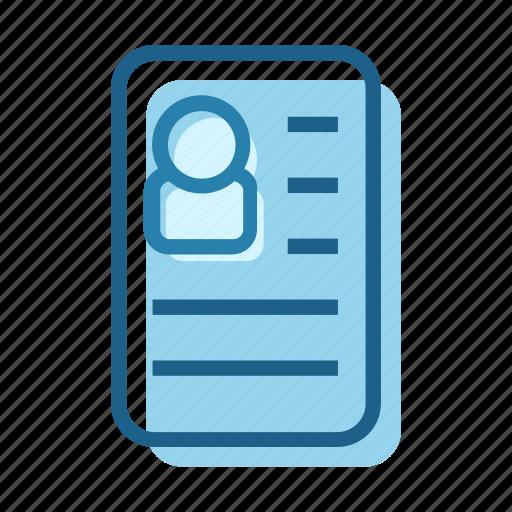bio  business  cv  description  employee  resume  short icon