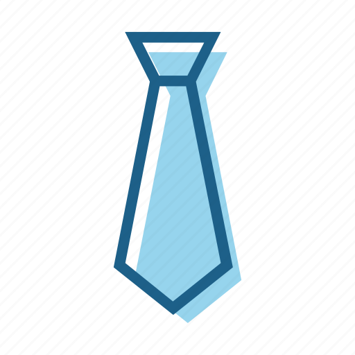 business, code, dress, official, tie icon