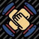 business, handshake, contract, success, partner, agreement