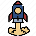 startup, launch, speed, business, boost, rocket