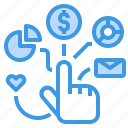 analysis, business, click, finance, management, marketing, money