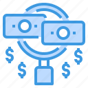 business, finance, for, management, marketing, money, search icon