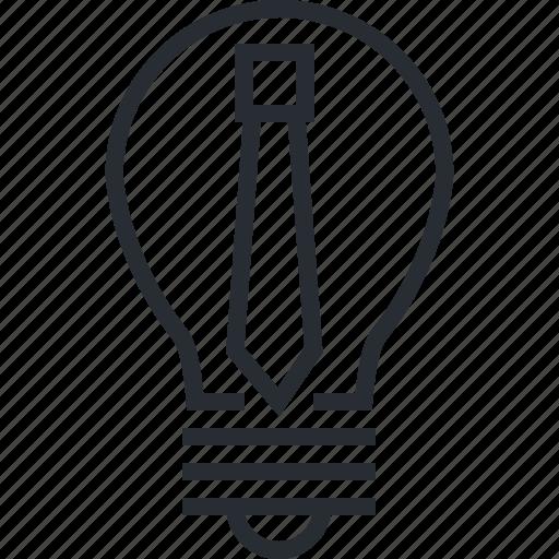 business, concept, idea, line, pixel icon, startup, thin icon