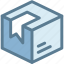 box, business, delivery, logistic, logistics, package, parcel icon