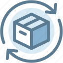 box, business, logistic, logistic business, logistics, ship, shipping icon