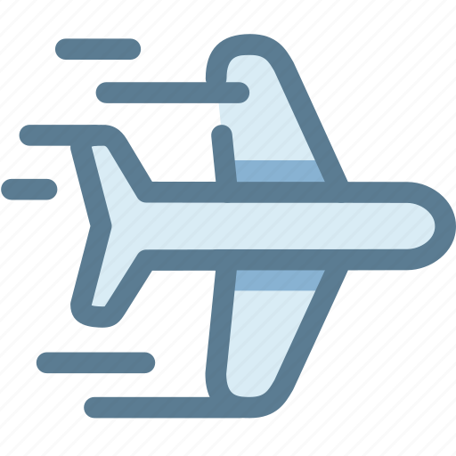 airplane, business, fly, jet, logistics, plane icon