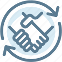 agreement, business, hands, handshake, logistics, shaking