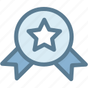award, business, logistics, medal, star, star medal, win