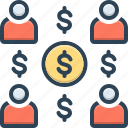 employee costs, expenses, group, people, salary, staff, team
