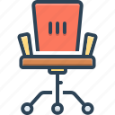 armchair, chair, comfort, comfortable, contemporary, furniture icon
