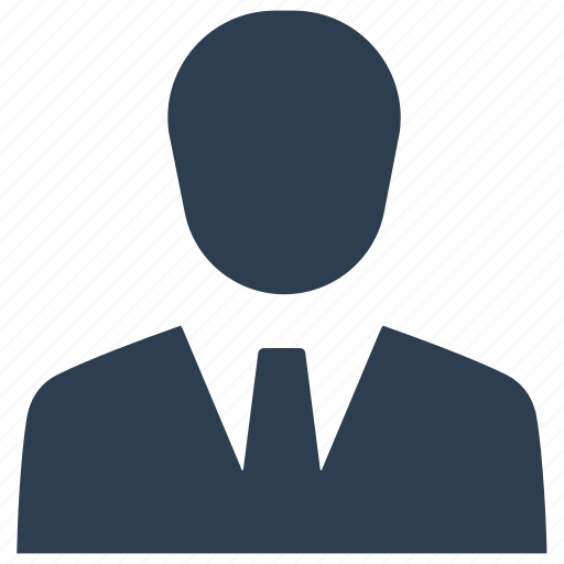 Account, businessman, man, profile, user icon - Download on Iconfinder
