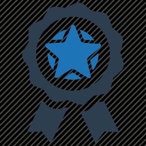 Achievement, award, quality, reputation icon - Download on Iconfinder