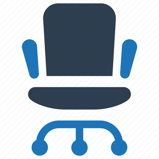 Armchair, chair, office, seat icon - Download on Iconfinder
