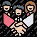 business, partnership, collaboration, agreement, teamwork