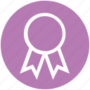 award, badge, champion, medal, premium, rank icon