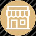 building, market, market store, shop, store