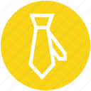 business, dress, office, professional, tie icon