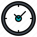 appointment, clock, date, time icon