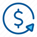 add, business, company, currency, dollar, finance, money icon