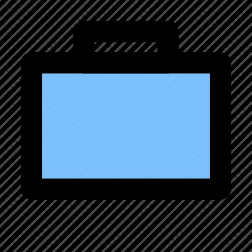 briefcase, business, case, job, skill, work icon