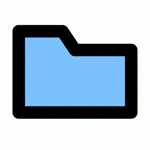 business, document, file, folder, stationary icon
