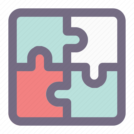 business, company, creative, problem, puzzle, solution, solving icon